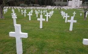 JAV kariuomenės kapralo P. J. Vaitiekūno kapas