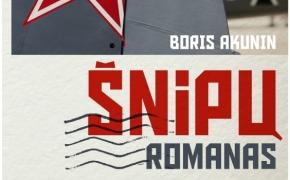 """""""Šnipų romanas"""": veiksmo kritika sovietams"""