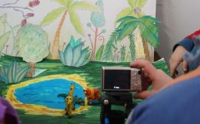 Savaitgalį Vilniuje – animacijos dirbtuvėlės vaikams