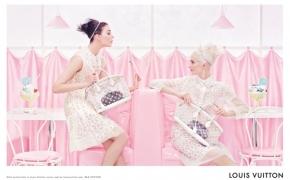 Louis Vuitton pavasaris – vasara 2012