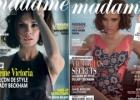 Victoria Beckham – mados žurnalų žvaigždė
