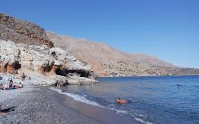 Kreta: stovykla sau su Julija Minajeva. Nuotykiai.