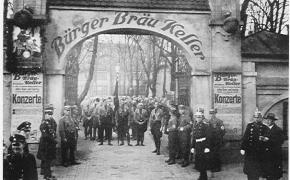 """Didžioji Miuncheno aludė """"Bürgerbräukeller"""""""