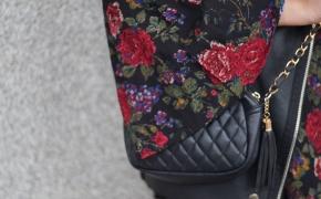 Slim Oblique Zipper Faux Leather Waistcoat