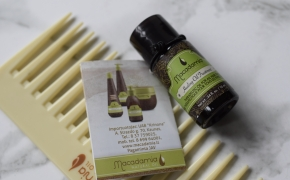 Atstatomasis Macadamia Natural Oil plaukų aliejus