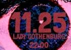 Lady Gothenburg šiandien Paviljone