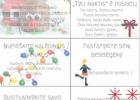 ADVENTO KALENDORIAUS 2017 UŽDUOTYS – ATSISPAUSDINK
