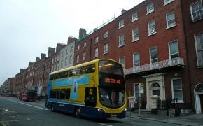 Kas liko už kadro Dubline?