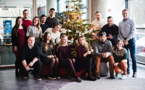 VMS ir Kalėdos