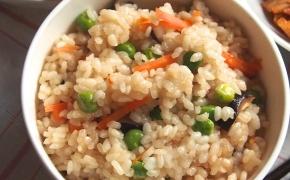 Ryžiai su priedais | takikomi gohan