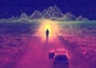 [kai nėra ką klausyti] SYNTHWAVE: muzika apie ateitį iš praeities