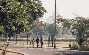 Agra ir Khadžurahas: didieji stebuklai šiaurės Indijoje