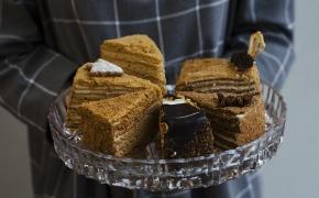Medaus tortų testas