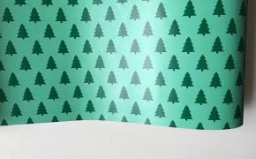 Kalėdinio dovanų popieriaus apžvalga
