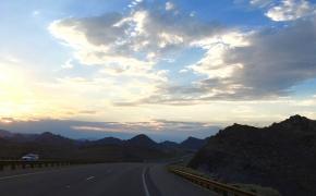 Kelionė automobiliu po Ameriką – 7 diena – Route 66 link Las Vegas