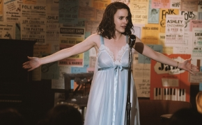 Ką žiūrėt: The Marvelous Mrs. Maisel