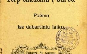 (1046) Paradonelaitiana: Shakespeare of Lithuania