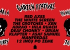 12 inčų po žeme pristato Garzen Festival atlikėjus