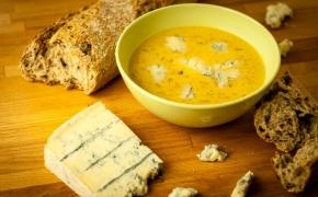 Sūrio ir alaus sriuba