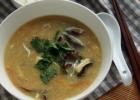 Kiniška aštriarūgštė sriuba | suan la tang
