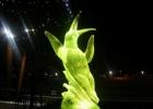 """Jelgavos ledo skulptūrų festivalis """"Svajonės"""". Ar yra vaistas nuo ledo skulptūrų festivalių?"""