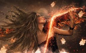 Ugnies stichijos zodiako ženklai