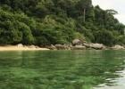 Morakot urvas. Andamanų jūra. Septinta savaitė.
