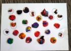 Pirštukų mankšta: plastilino užkerėti