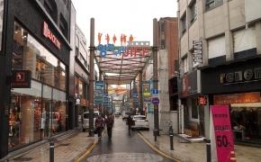Korėja 7. Jeonju – Hanok kaimelis beveik miesto centre