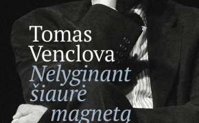 Tomas Venclova – Nelyginant šiaurė magnetą. Pašnekesiai su Ellen Hinsey.