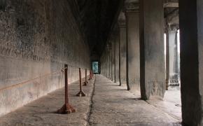 Angkor Wat – Kambodžos simbolis