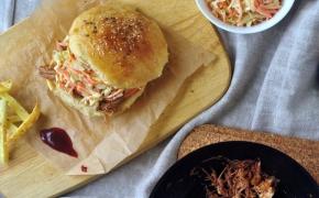 Naminės bandelės mėsainiams (dar vienas receptas)