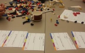 Žaidžiam su Lego ir mokomės DSDM Atern projektų valdymo metodikos
