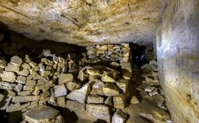 Odesos katakombos bei kiti požemiai