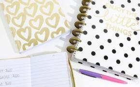 Užrašyk ir išpildyk! Užrašinių rašymo idėjos