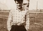 Šios dienos nuotrauka: Jaunasis Romualdas Granauskas