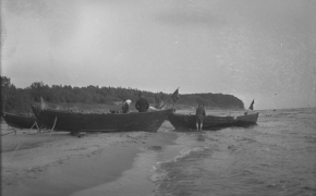 Interwar Lithuanian Fishermen Regattas at Sea
