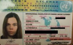 Tarptautinis vairuotojo pažymėjimas – kas ir kaip