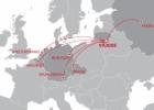 """""""Air Lituanica"""" pirmuosius reisus vykdys į Briuselį ir Amsterdamą"""