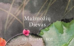 Arundhati Roy  Mažmožių Dievas