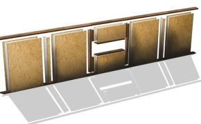 SIP skydai – efektyviai namų statybai