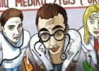 Streikuokime kartu su medikais: neleiskite menkinti viešojo sektoriaus