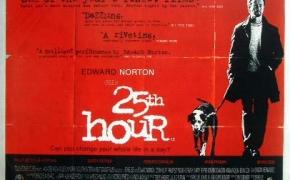 Filmo apžvalga. 25-oji valanda (25th Hour), rež. Spike Lee, 2002