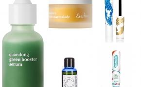 Kosmetikos naujovės: spalvotas tušas plaukams, žalias serumas veidui, itališki fitoliai