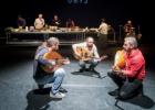 """Naujasis Baltijos Šokis'18: Libano trupės """"Maqamat"""" spektaklis """"Beytna"""": Maistas Sielai"""