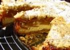 Trupininis obuolių ir varškės pyragas pagal Beatą