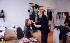 Backstage: Toma Accessories