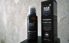 Apžvalga – MAN CAVE barzdos aliejus