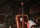Detenicės pilis. Vakarienė dvaro smuklėje – jausmas, lyg su laiko mašina persikėlėme į viduramžius
