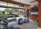Tropical Home Gym